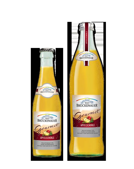 Bad Brückenauer Gourmet Apfelschorle