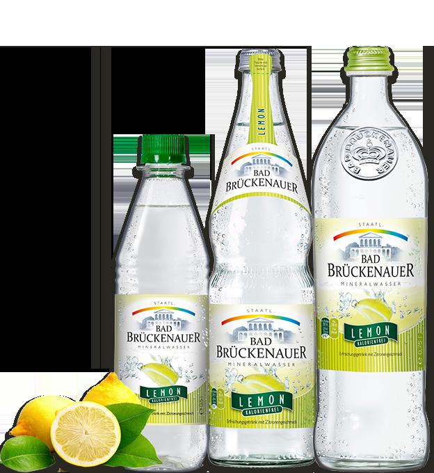 Bad Brückenauer Lemon 0,5l 0,7l 0,75l