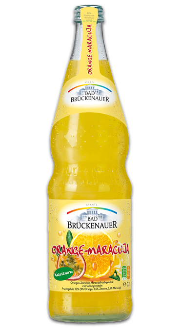 Bad Brückenauer Orange-Maracuja 0,7