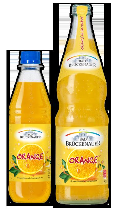 Bad Brückenauer Orange 0,5 und 0,7