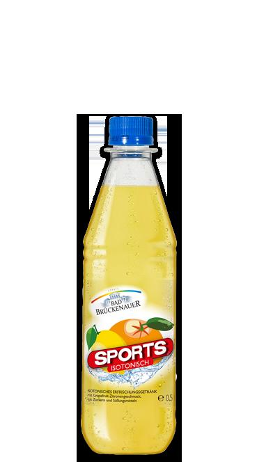 Bad Brückenauer Sports isotonisch 0,5
