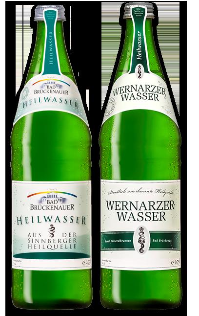 Sortiment Heilwasser