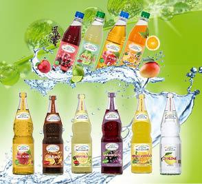 Relaunch der Bad Brückenauer Süßgetränke