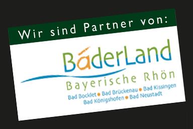 Bäderland Bayerische Rhön Kooperation