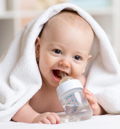 Bad Brückenaue Mineralwasser geeignet für Babynahrung Säuglingsnahrung